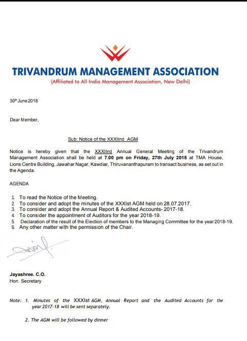 TMA | Tma Events